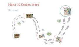 Diams iQ Kanban board