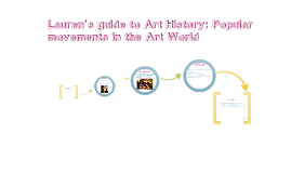 Lauren's guide to Art History: Popular Movements in the Art World