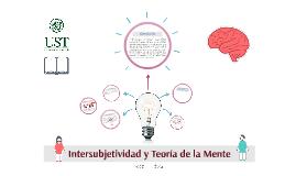 Intersubjetividad y Teoría de la Mente