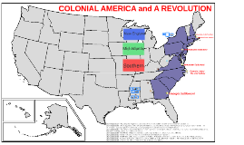 Colonial America 5a-6d
