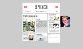 Copy of EUPHEMISM