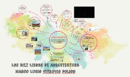 Copy of Los Diez Libros de Arquitectura