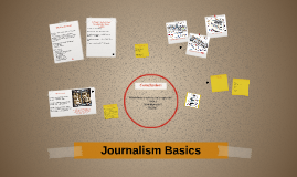 Journalism Basics