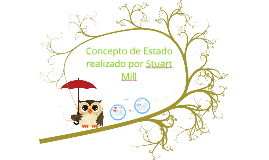 Copy of Concepto de Estado realizado por Stuart Mill