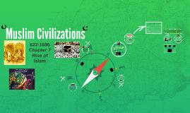 Muslim Civilzations
