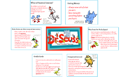 Dr. Seuss and Financial Literacy