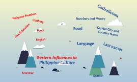 Copy of Western Influence