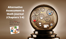 Alternative Assessment & Math Journal (Chapters 1-4)