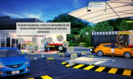 Copy of Proyecto Auto lavado