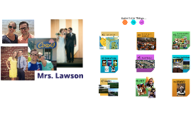 Get to Know Mrs. Lawson