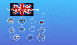The First British Invasion