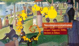 Neo-Impressionismo