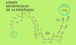 Fases secuenciales de enseñanza