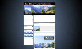 Caso Clínico Integral Prostodoncia