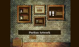Art in Puritan Period
