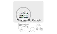 All Aboard the Cluetrain