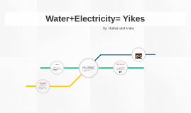 Water =/= Electricity