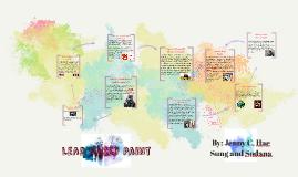 Lead Based Paint (Jenny, Hae Sung and Sodana)