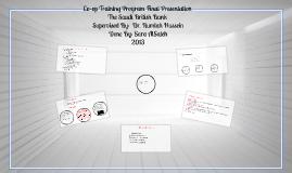 Copy of Co-op Training Program Final Presentation