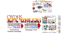 CWDHS Digital Technologies sideways