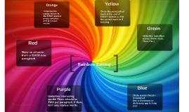 Copy of Rainbow Editing