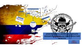 APORTES SOBRE EL ORIGEN DEL CONFLICTO ARMADO EN COLOMBIA, SU
