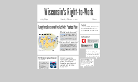 Wisconsin's Right-to-Work