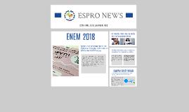 ESPRO NEWS