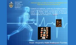 Evaluación de la aplicación y manejo de la Terminología Anatómica