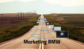 Copy of Marketing BMW
