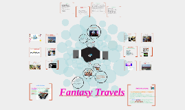 Fantasy Travels
