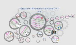 Educación Alimentaria Nutricional 2018
