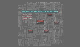 Copy of ETAPAS DEL PROCESO DE MUESTREO