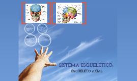 Sistema esquelético: esqueleto axial