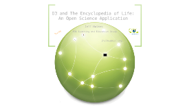 D3 and the Encyclopedia of Life
