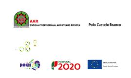 Associação e a Escola Profissional - Polo Castelo Branco