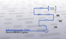 Administración 2016