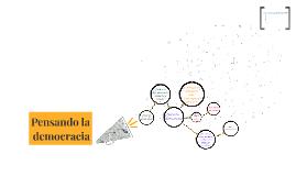 Copy of Pensando la democracia