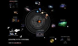 CONSTRUYE TU UNIVERSO