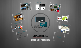 Artisanal Digital Presentation