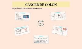 CÀNCER DE COLON