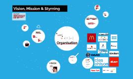 Vision, mission & Styrning 2017 (Kap3)