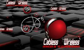 pres Cabless & WirelessTelecomunicaciones