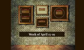 NGLC Week 15