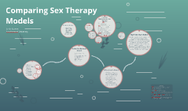 Comparing Sex Therapy Models