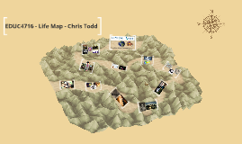 EDUC4716 - Life Map - Chris Todd
