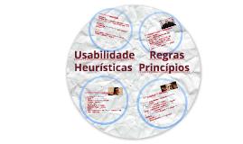Regras Heurísticas Princípios