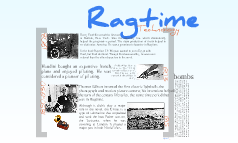 Technology Ragtime