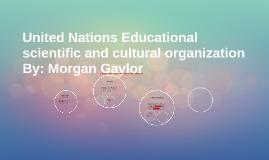 United Nations Educational scientific and cultural organizat