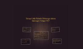 Copy of Copy of Copy of Tahap Celik Takaful Keluarga dalam kalangan Pelajar FEP